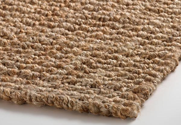 Jute Rug Range - Seven Options Available