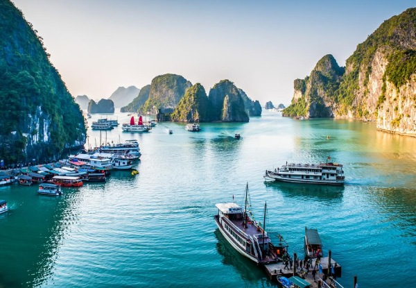Per-Person, Twin-Share Seven-Day North Vietnam Tour incl. Three-Star Accommodation, Guides, Meals as Indicated, Transfers & More - Option for Four-Star Accommodation
