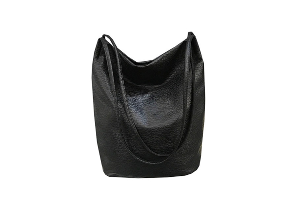 One-Shoulder Tote Bag - Five Colours Available with Free Delivery