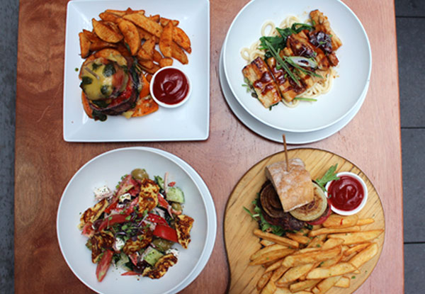 $60 CBD Dining & Drinks Voucher - Options for Lunch or Dinner