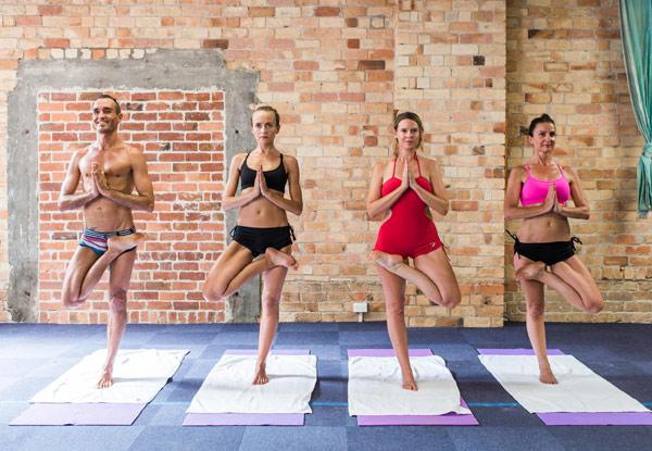 Co-ed yoga Nude Photos 78