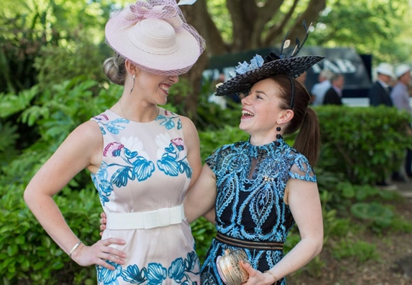 Ladies Who Lunch - One Ticket to Vodafone Derby Day Races, Ellerslie Racecourse, Auckland, Saturday 2nd March 2019 (Booking & Service Fees Apply)