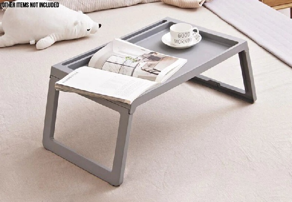 Foldable Table Tray - Option for Two
