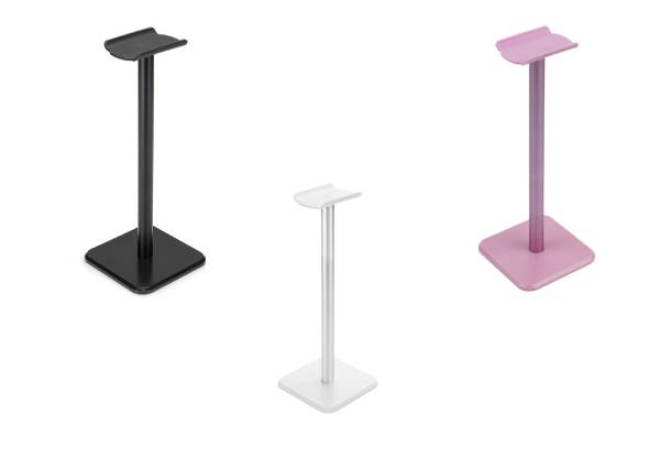 Multi-Function Headphone Desktop Stand - Three Colours Available