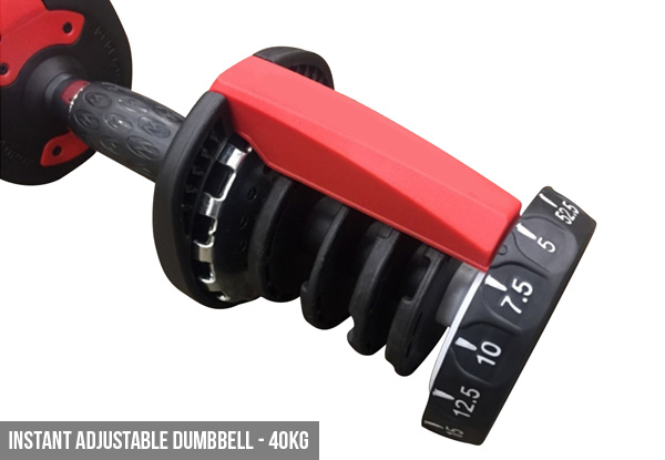 Dumbbell Set  - Two Sizes Available