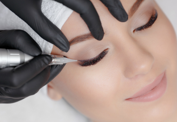 Semi-Permanent Cosmetic Tattooing - Options For Beauty Spot, Eye-liner, Eyebrow-Microblading or Lips & 30% Off Your Second Appointment