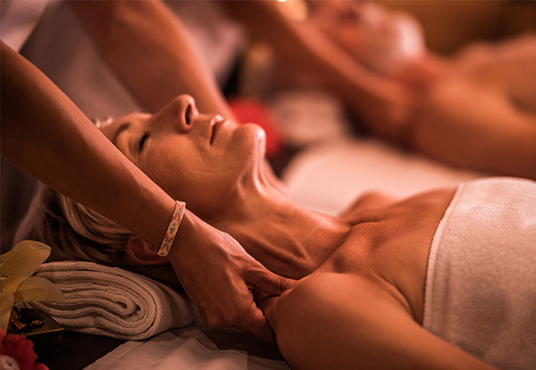 Pampering & Oxygenating Facial with Head, Neck & Shoulder Massage for One- Option for Two People