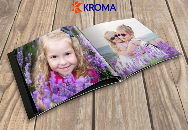15x20cm Soft Cover Photo Book - Option for 20x20cm incl. Pick-Up or Delivery