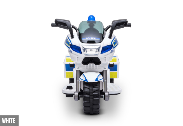 Kids Ride-On Motorbike - Two Options Available