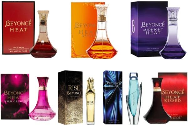Beyonce Fragrance Range Grabone Nz