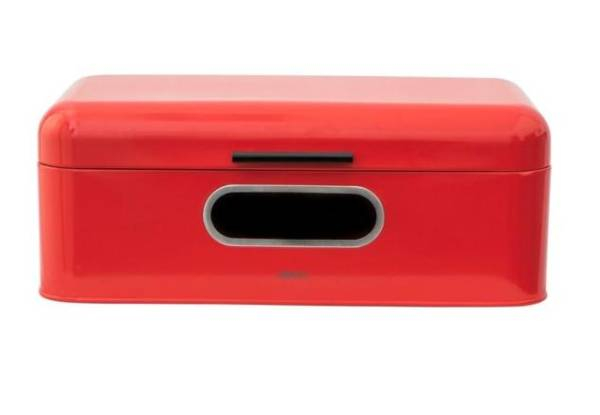 Avanti Compact Retro Bread Bin - Two Colours & Sizes Available