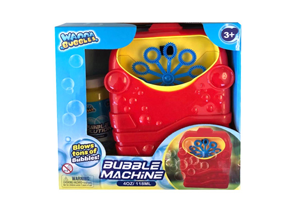 Bubble Machine - Option for Two