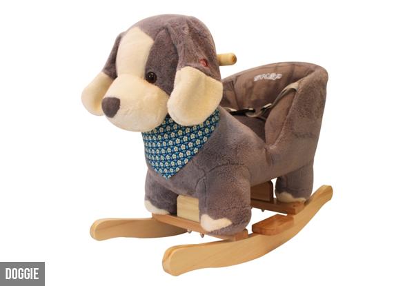 animal rocking chair grabone nz