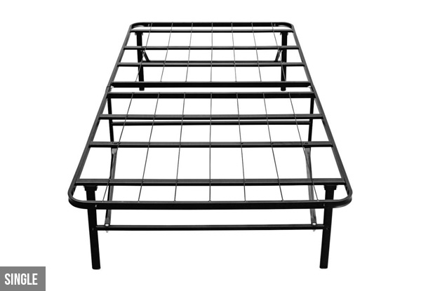 Folding Bed Base - Two Sizes Available