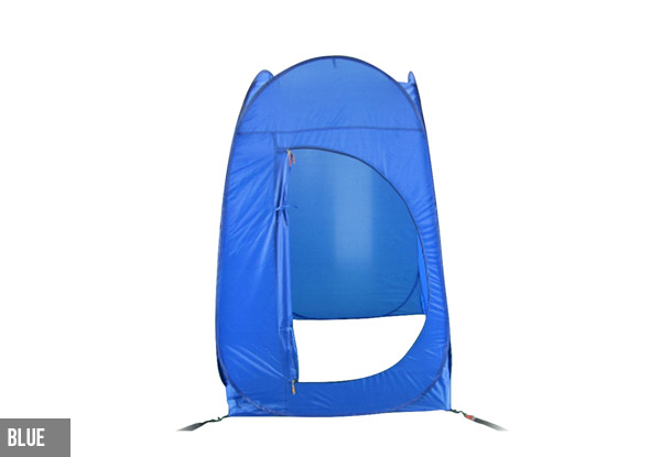 Camping Shower Tent - Two Colours Available
