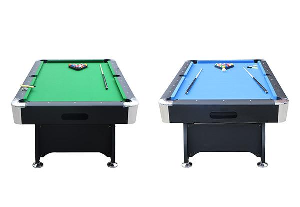 Pool Table GrabOne NZ - Seven foot pool table