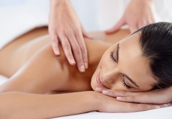 60-Minute Pamper Retreat Package incl. Massage, Facial & Eye Trio Treatment
