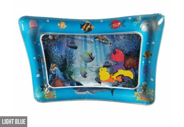 Water Play Mat - Two Colours Available