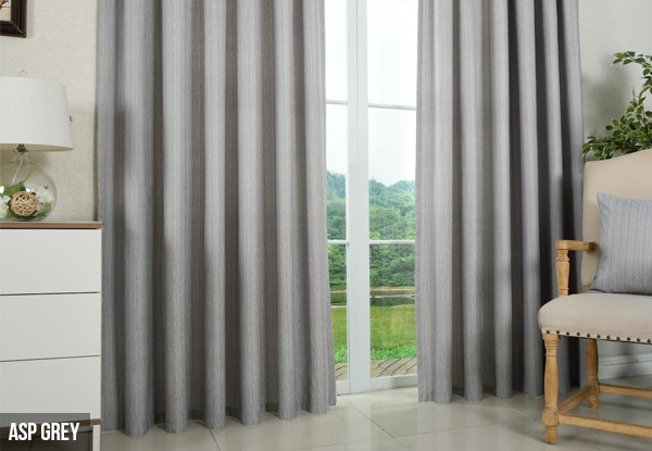 Ready-Made Thermal Curtains - Six Sizes & Five Designs Available