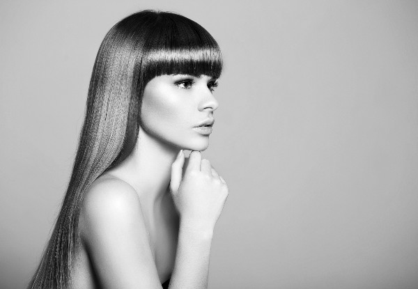Keratin Smoothing Treatment - Valid Monday - Friday