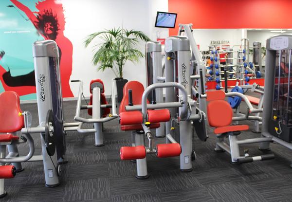 Jetts Fitness • GrabOne NZ