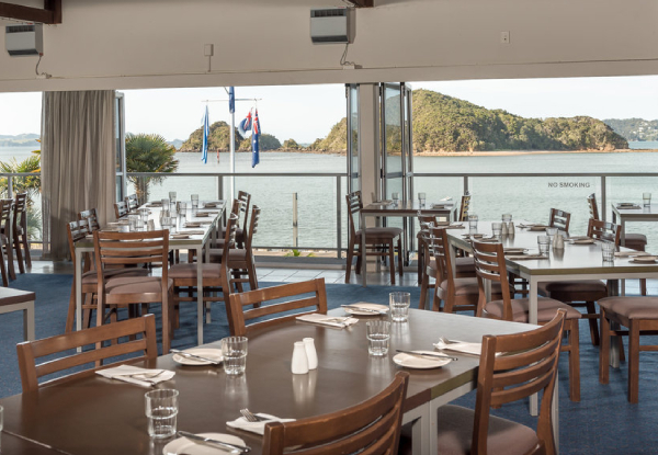 Two-Night Stay at the Kingsgate Hotel Paihia Bay of Islands in a Standard Room for Two People incl. a $20 Food & Beverage Voucher, Daily Cooked Breakfast, Pool & Gym Access, WiFi & Late Checkout - Options for Three-Night Stays Available