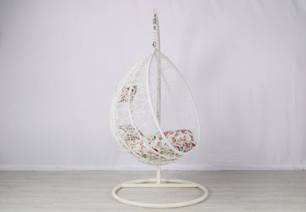 Albany Rattan Hanging Egg Chair - Two Colours Available