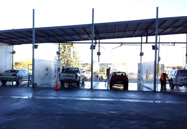 Self Serve Car Wash Tauranga