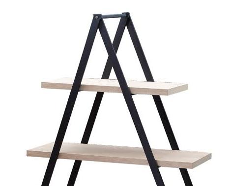Piha Wooden Triangle Bookcase • GrabOne NZ. - Piha Wooden Triangle Bookcase • GrabOne NZ