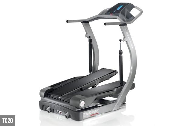 bowflex new machine