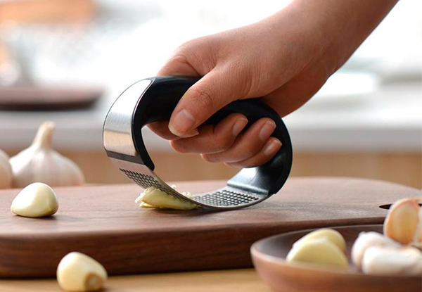 Easy Garlic Mincer Kitchen Tool