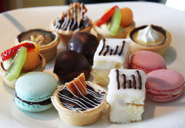 Decadent Sparkling or Gin High Tea for Two People - Options for up to Eight People