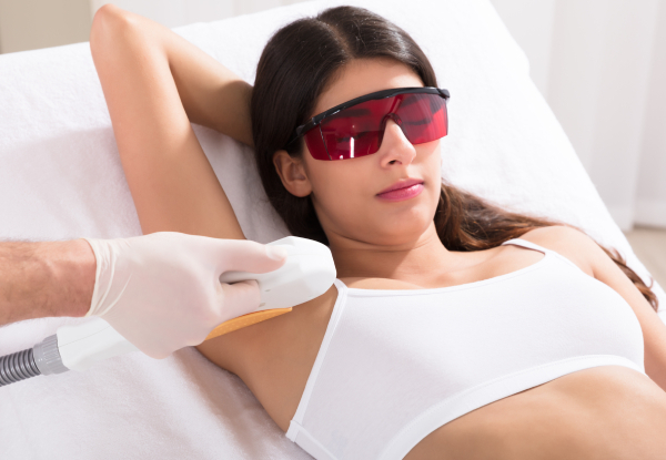 $100 IPL Hair Removal Voucher