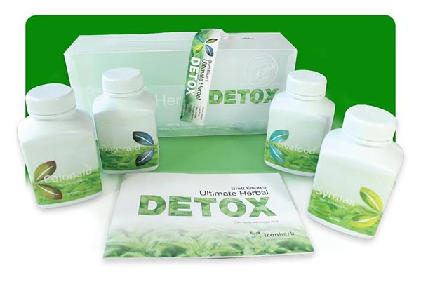 30-Day Supply of the Brett Elliott's Ultimate Herbal Detox or Slim Kit incl. Metro Delivery