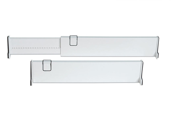 Adjustable Drawer Divider - Option for Two-Pack with Free Delivery