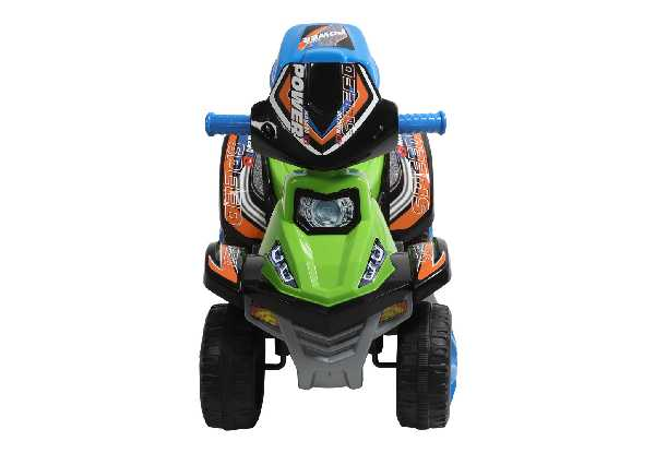 Kids Ride On 6V Quad Bike - Three Colours Available