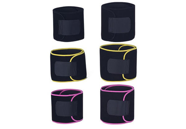 Sports Waist Band - Three Colours & Two Sizes Available