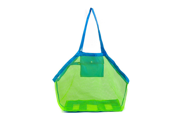 Two-Pack of Beach Toy Bags