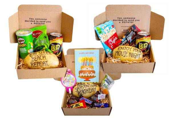 Potato Post NZ Gift Bundle - Three Options Available