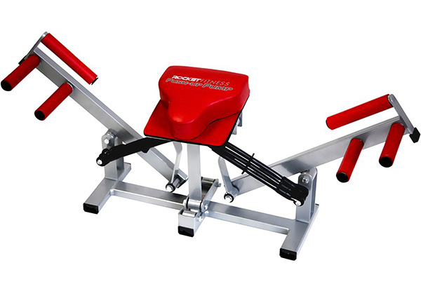 Upper Body Exercise Machine