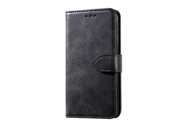 Leather Phone Cover Compatible with iPhone - Four Colours & Seven Sizes Available