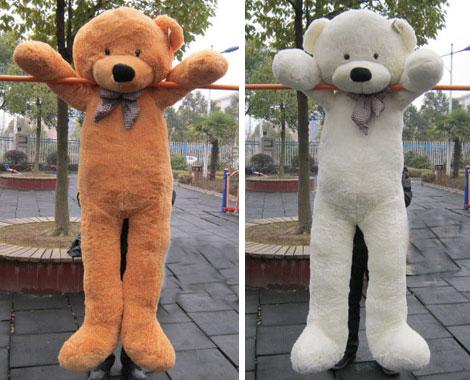 ... $99 for a 200cm Giant Teddy Bear ... & 200cm Giant Teddy Bear u2022 GrabOne NZ