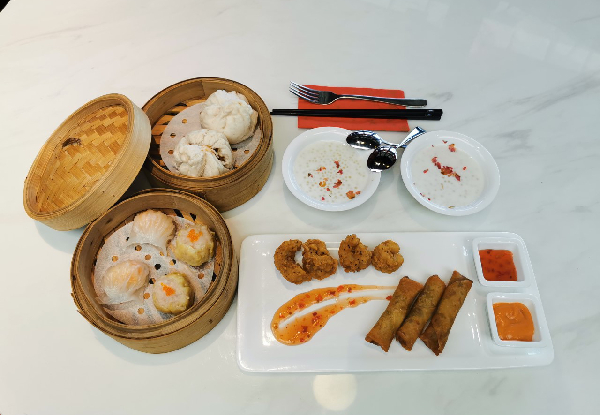 Yum Cha Banquet for One - Options for up to Six People