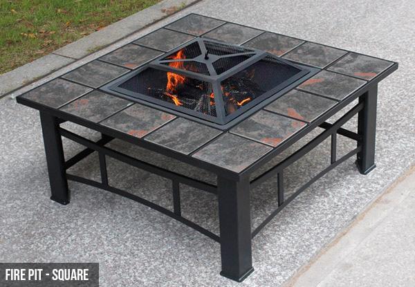 outdoor fire pits grabone nz