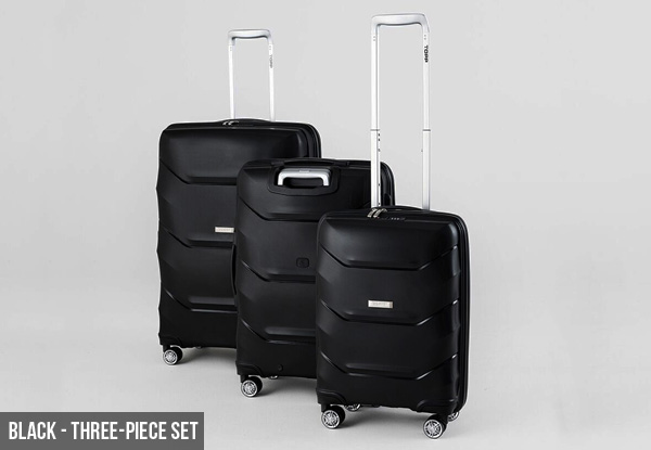 Topp Treo Luggage - Three Sizes Available incl. 10-Year Warranty