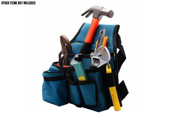 Multifunction Tool Storage Belt - Option for Two with Free Delivery