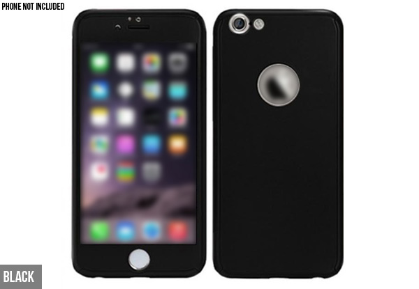 Shockproof iPhone Case - Six Colours Available & Free Nationwide Delivery