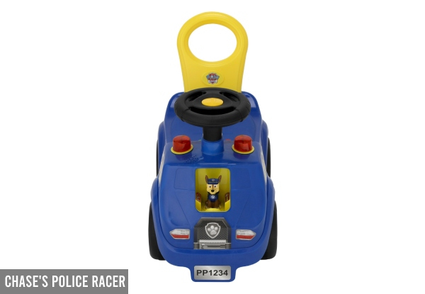 Paw Patrol Rescue Marshall Activity Fire Truck - Option for Light N Sound Chase's Police Racer