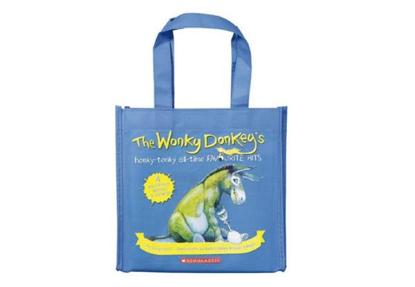 The Wonky Donkey Bag Of Books