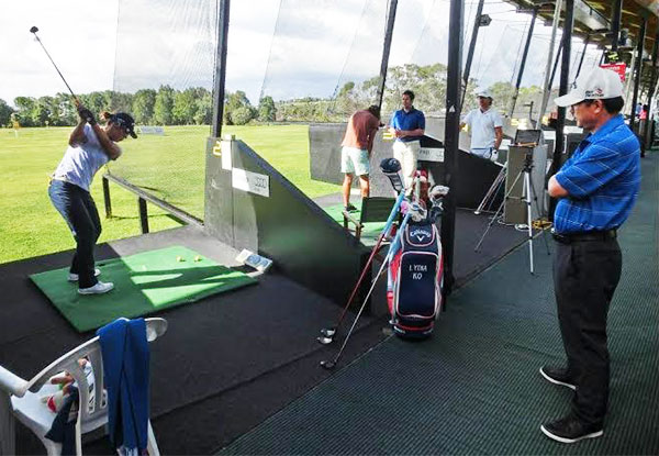 100 Balls incl. Club Hire – Options for Ellerslie & Takapuna Locations